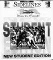 Sidelines 1999 July New Student...