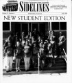 Sidelines 1998 July New Student Edition