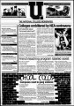 U. The National College Newspaper 1990 November & December