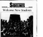Sidelines 1997 New Student...