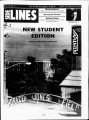 Sidelines 1995 New Student Edition