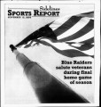 Sidelines 2005 November 11 Sports Edition