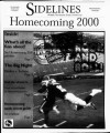 Sidelines 2000 Homecoming Edition...