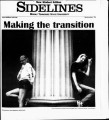 Sidelines 2000 New Student Edition