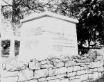 Kern Photograph Collection; Stones River, Hazen Brigade Monument.