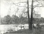 Stones River Commission Photographs, 1928; signage.