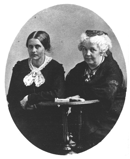 Travels for Reform: The Early Work of Susan B. Anthony and Elizabeth Cady Stanton, 1852-1861