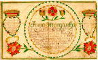 F&M Pennsylvania German Fraktur Collection