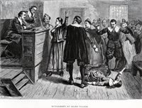 Salem Witch Trials Documentary Archive and Transcription Project