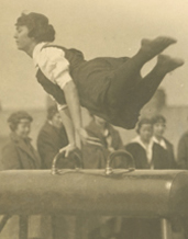 Building Muscles While Building Minds: Athletics and the Early Years of Women's Education