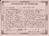 Milwaukee County Marriage Certificates Collection