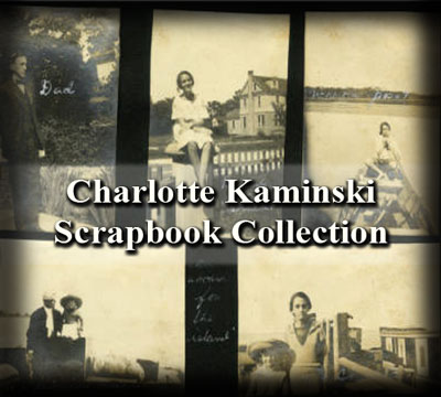 Charlotte Kaminski Scrapbook Collection
