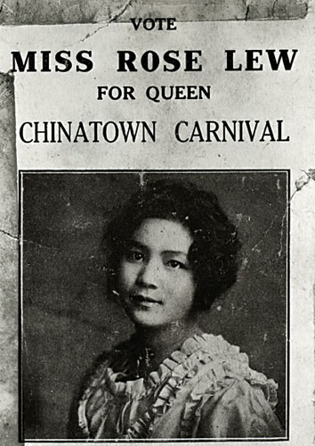 Glamour & Grace: The History and Culture of Miss Chinatown USA