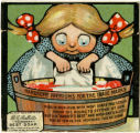 Advertising Trade Cards from the Alice Marshall Women's History Collection