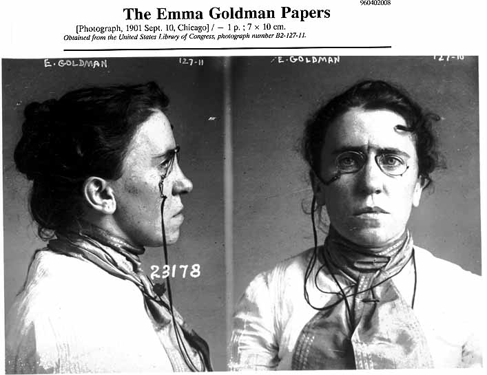 Emma Goldman Papers
