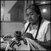 Selections of Photographs from Helga Teiwes' Hopi Basket Weaving Project