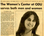 Old Dominion University's Women's Center Collection